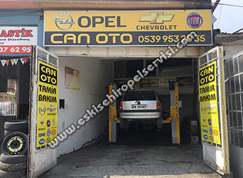 Can Oto Opel Servisi